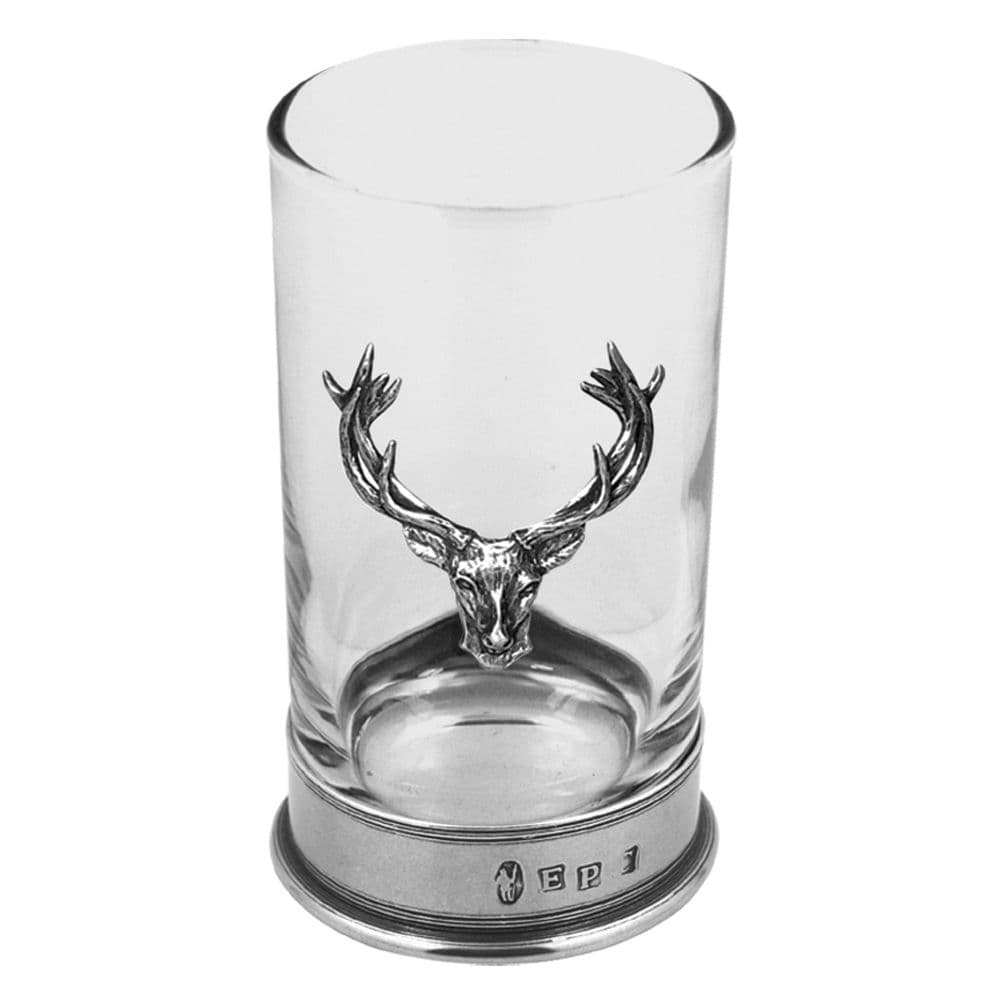 Stag Hi Ball Spirit Glass