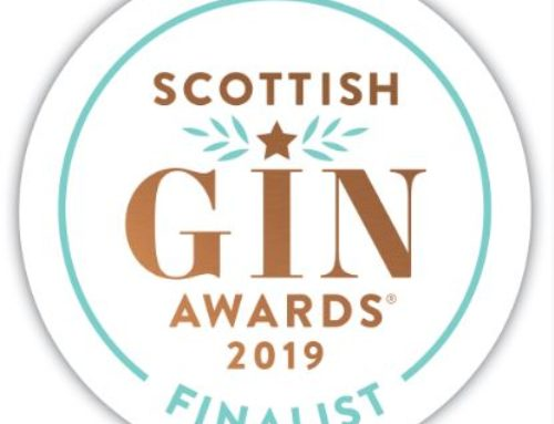 Scottish Gin Awards Finalist!
