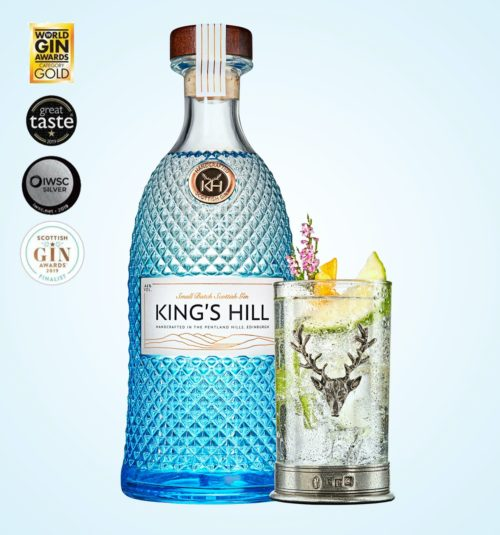 King's Hill Gin 70cl Bottle